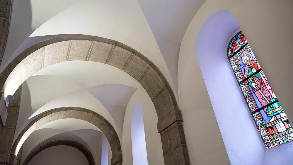 Chapelle Jeanne d'Arc - Rodez - Peinture